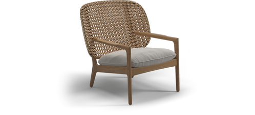 Gloster Kay Low Back Lounge Chair