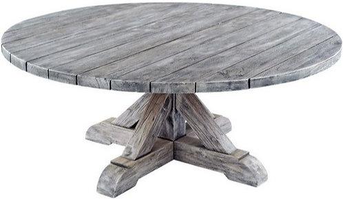 "Farm Style 42"" Coffee Table"