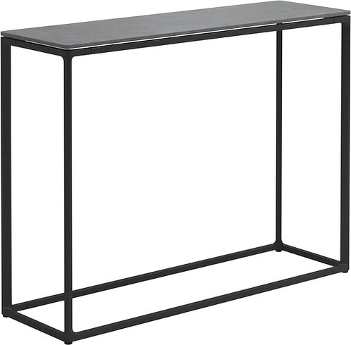 """Gloster Maya 40"""" x 12"""" High Console Table Ceramic"""