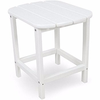 "Polywood Palm Beach 18"" Adirondack End Table"