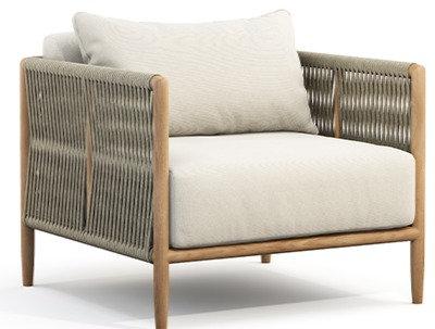 Brown Jordan Maldives Lounge Chair