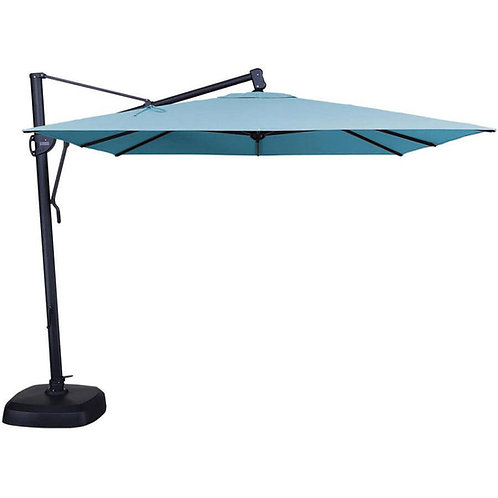 10' Square Cantilever Umbrella