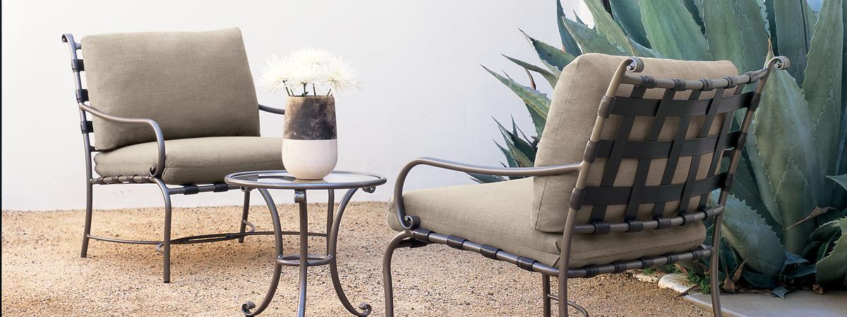 Brown Jordan Roma Chairs