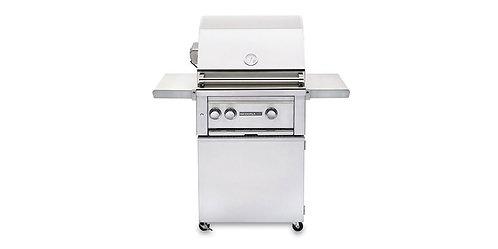 "Sedona 24"" Freestanding Grill w/ Rotisserie"