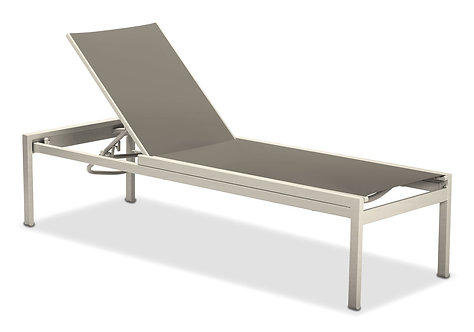 Kendall High Bed Chaise Lounge