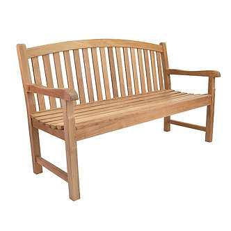 Traditional Bench 5ft - Curved
