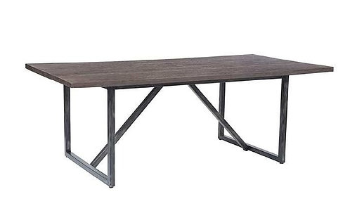 """Fiore 84"""" Rect Dining Table"""