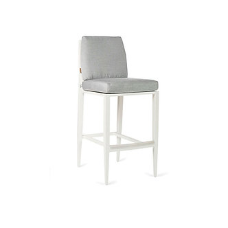 Brickell Armless Bar Chair