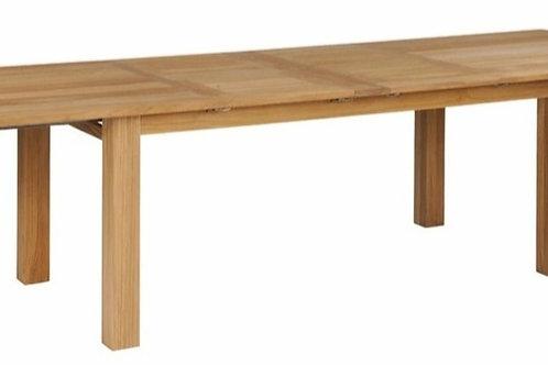 "Kingsley Bate Hyannis 118"" Rect Extending Dining Table"