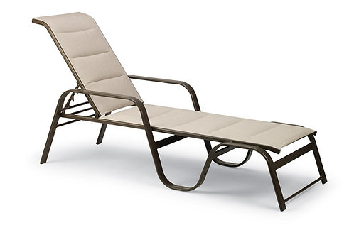 Key West Padded Chaise