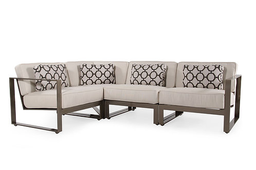 Park Place 4 Cushion Sectional