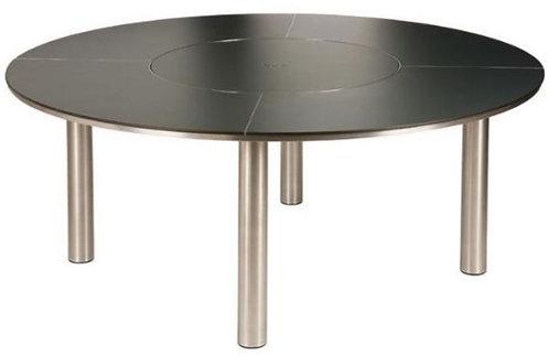 "Equinox 71"" HPL  Rd Dining Table"