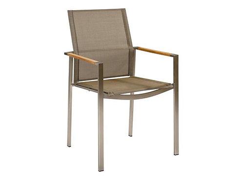 Barlow Tyrie Mercury Dining Chair