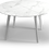"Thumbnail: Carver 55"" Rd Dining Table - Ceramic Top"