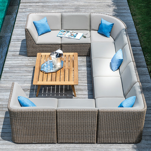 Kingsley Bate Milano Sectional