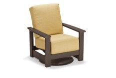 Leeward Swivel Motion Lounge Chair