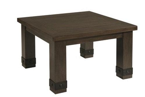 """Sadie 28"""" Sq End Table"""