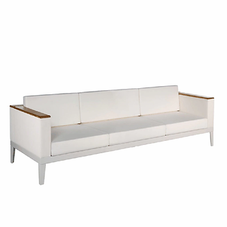Barlow Tyrie Aura Modular Three Seater Sofa