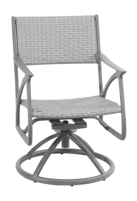 Gensun Amari Swivel Dining Chair