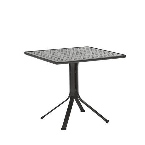 """Brown Jordan Quantum 32"""" Nova Top pedestal Dining Table"""