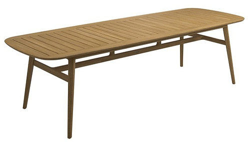 "Clipper 110"" Rect Dining Table"