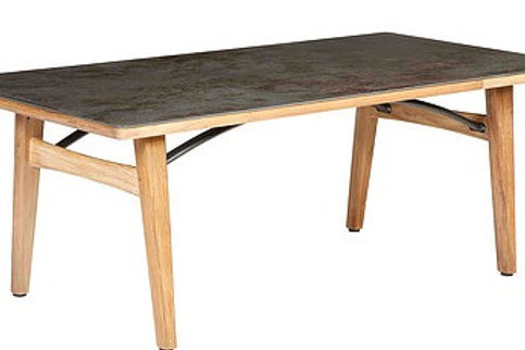 "Barlow Tyrie Monterey 79"" Rectangular Dining Table"