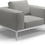 Thumbnail: Gloster Grid Lounge Chair