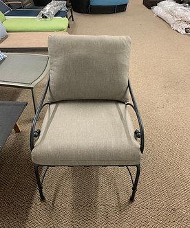 Brown Jordan Chair with Custom Cushions