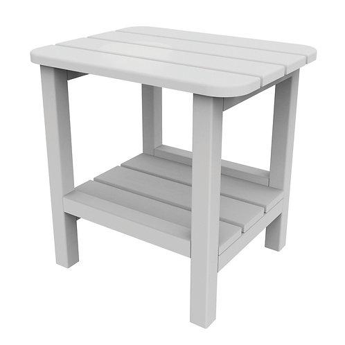 """Yarmouth 19"""" Adirondack End Table w/Shelf"""