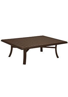 "Banchetto 54"" x 42"" Rectangular Coffee Table"