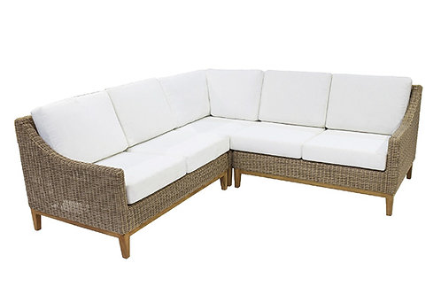Frances 5 Cushion Sectional