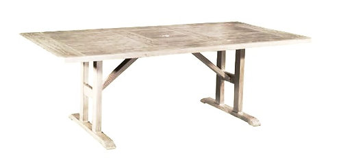 """Dover 84"""" Dining Table"""