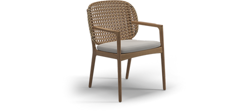 Gloster Kay Dining Armchair