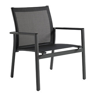 Azore Stacking Club Chair