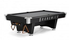 Black Wolf Pro 8' Billiards Table