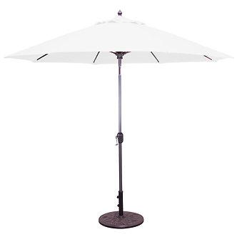 9ft Market Umbrella With Auto Tilt