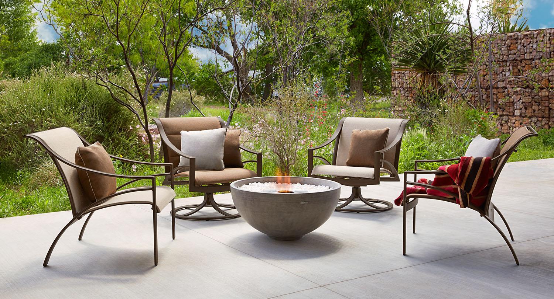 Brown Jordan Pasadena Chairs