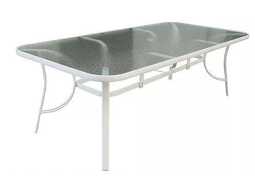 "Isle 84"" Glass Table"
