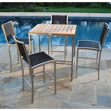 Kingsley Bate Tiburon Bar Chairs
