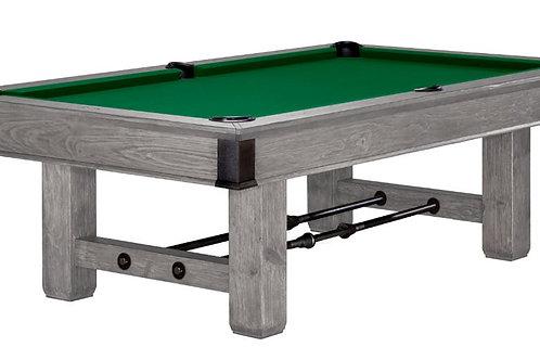 Brunswick Billiards Canton 8' Table - Rustic Grey