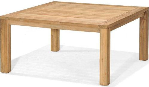 """Parsons 65"""" Sq Reclaimed Dining Table"""