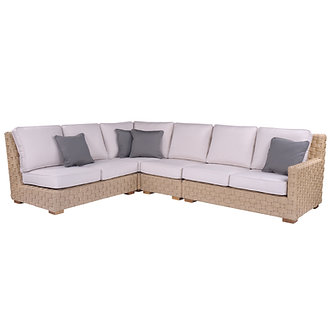 St. Barts 5 Cushion Sectional