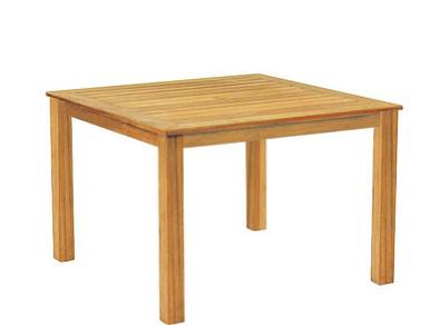 "Wainscott 61"" Sq  Dining Table"