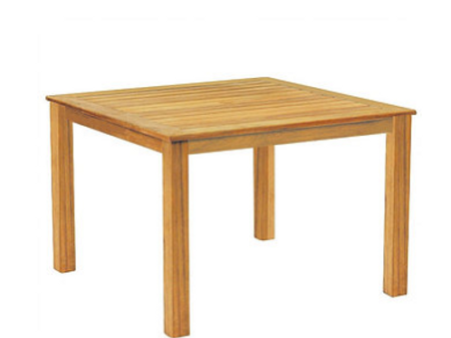 "Kingsley Bate Wainscott 42"" Square Dining Table"
