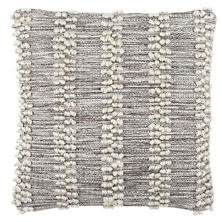 Hobnail Stripe Throw Pillow