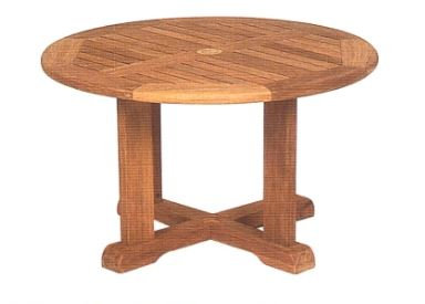"""Camden 42"""" Round Coffee Table"""