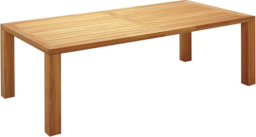 Gloster Square Rectangular Dining Table