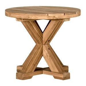 "Modena 24"" Round End Table"