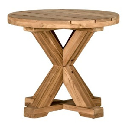 "Summer Classics Modena 24"" Round End Table"