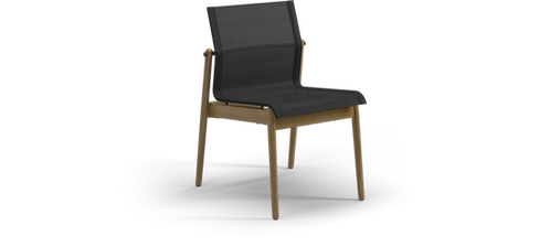 Gloster Sway Stacking Side Chair
